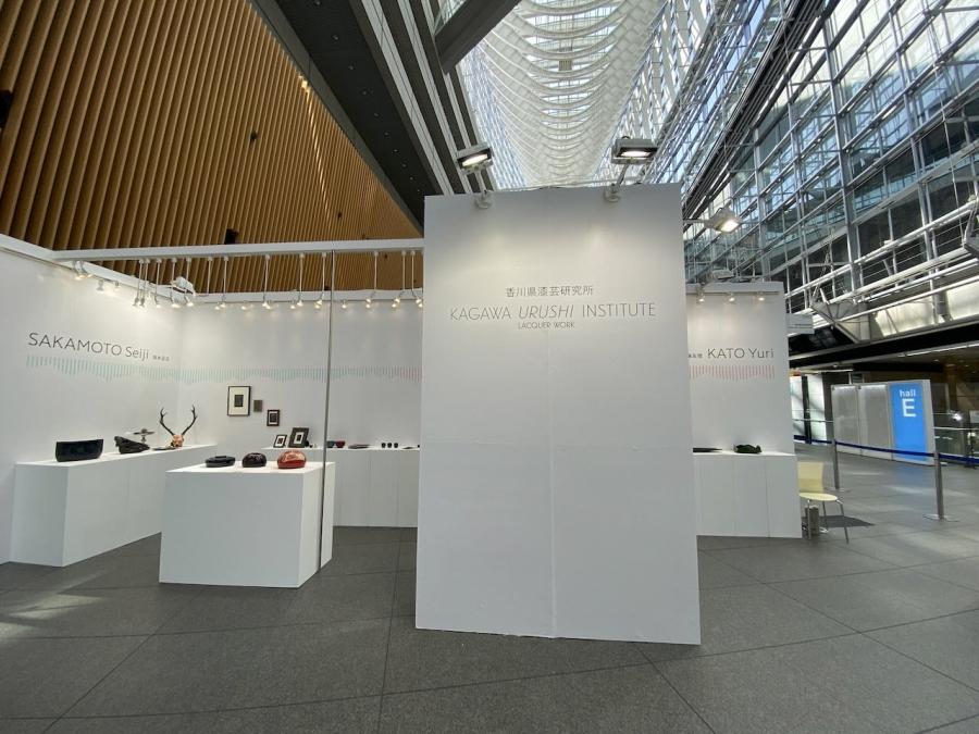 「アートフェア東京2021」に出展しました