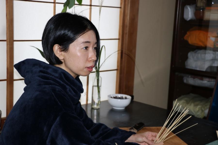 神垣 夏子 KAMIGAKI Natsuko